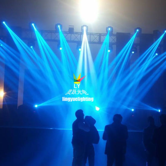 Professional Sharpy 7r 230W Beam Moving Head Stage Lighting pictures & photos