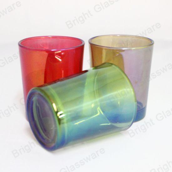 Wholesale High Quality Custom Sprayed Candle Holders