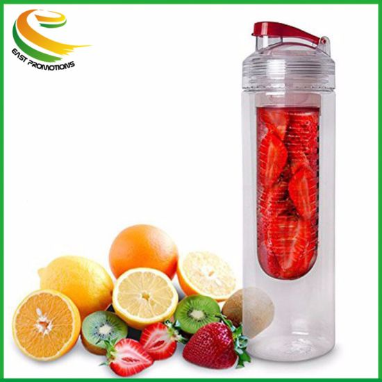 China BPA Free Tritan Plastic Drinking Water Bottle - China