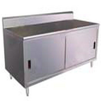 Stainless Steel Hotel Kitchen Cabinet Used in Hotel Restaurant
