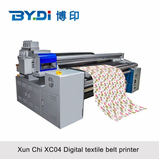 2.6m Digita Machine Inkjet Textile Printer