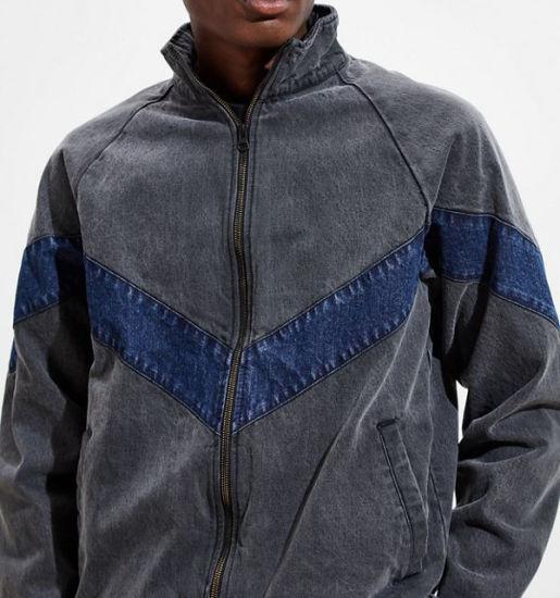 Hot Sale Mens Denim Jaket Casual Blue Jeans Jacket Chaquetas Hombre in Stock 2019