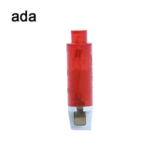 High Voltage Panel Mount Indicator Lamps Neon 480 Volt 600 Volt