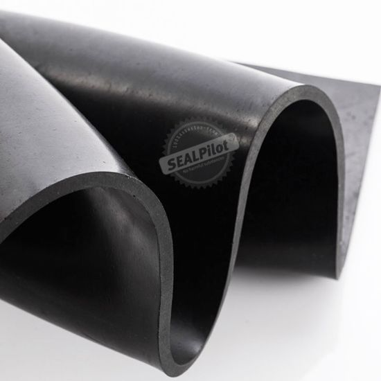 High Temperature Resistant Neoprene Rubber Sheet