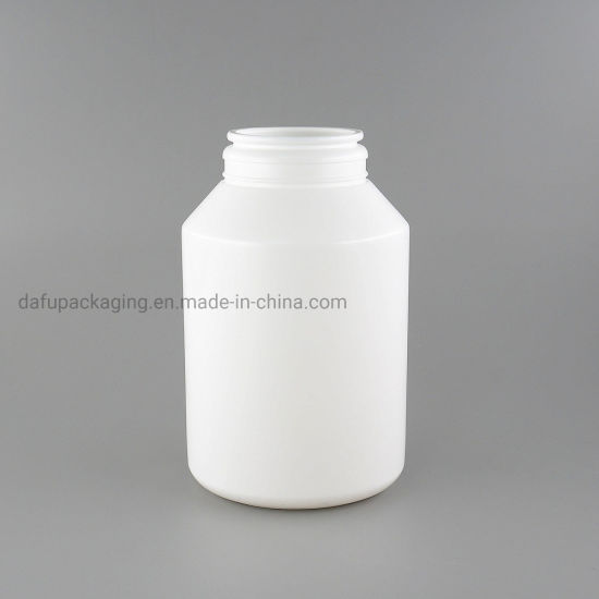 Plastic Packaging 275ml HDPE Medical Packaging Plastic Container