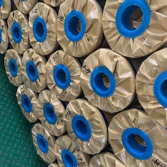PVC Tarpaulin Roll with Waterproof Flame Retardant Fabric