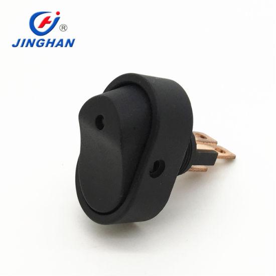 Blue LED Light 12V 30AMP Car Automotive Rocker Spst Toggle Switch