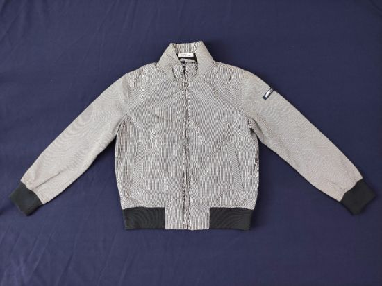 Boy′s Jacket Cardigan with Long Sleeves Zipper pictures & photos