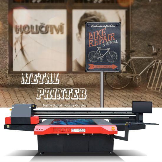 High Performance Cheap Price Flatbed Digital UV Flatbed Printer Glass/Ceramic/Wood Printer