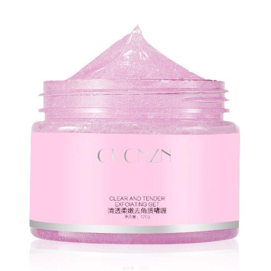 Plant Extract Face Scrub Exfoliating Gel Brightening Skin Care Face Scrub Removal Peeling Cream Acne Treatment Skin Care