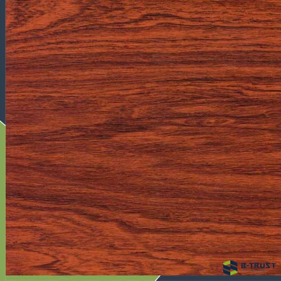 Ture Touch Wood Grain PVC Decorative Film for Furniture