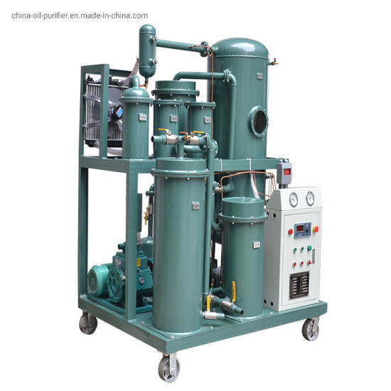 Lube Oil Recycling Machine Recycling System Lube Oil Refinery