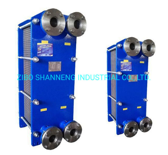 High Efficiency Custom Multi-Connected Heat Exchanger Condenser Evaporator for Refrigerant and Water Cooling From The Biggest Factory in China/Spiral Exchanger