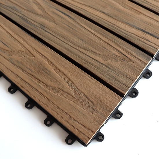 China Co Extrusion Wooden Panels Wpc