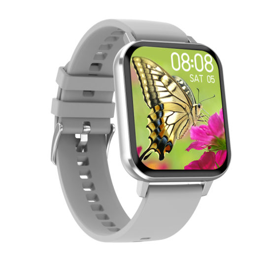 Smartwatch Heart Rate Monitoring Bluetooth Call Music Playback Reloj Inteligente Life Waterproof Pedometer Smart Watch for All Mobile Phone