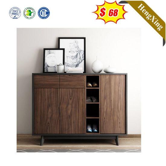 Wood Melamine Shoes Storage Cabinets, Living Room Storage Cabinet