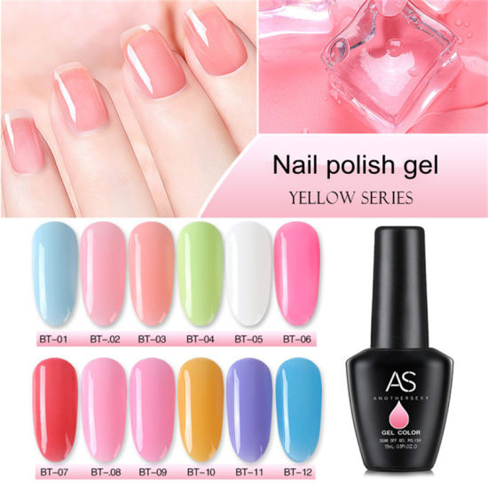 Ice Translucent Nail Polish Summer Translucent Jelly Latex White Nail Polish Dandan pictures & photos