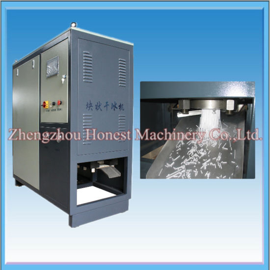 Automatic Dry Ice Pelleting Machine with High Quality pictures & photos