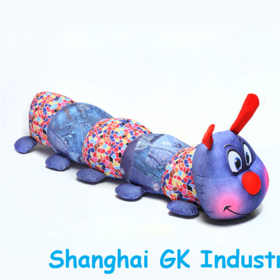 Microbeads Caterpillar Toy Colorful Caterpillar Toy pictures & photos