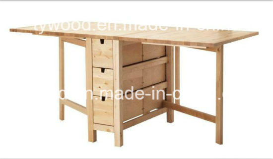Ikea Norden Gateleg Table, Birch pictures & photos