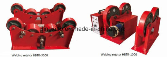 Ce Approved Welding Rollers Hdtr-3000 for Girth Welding pictures & photos