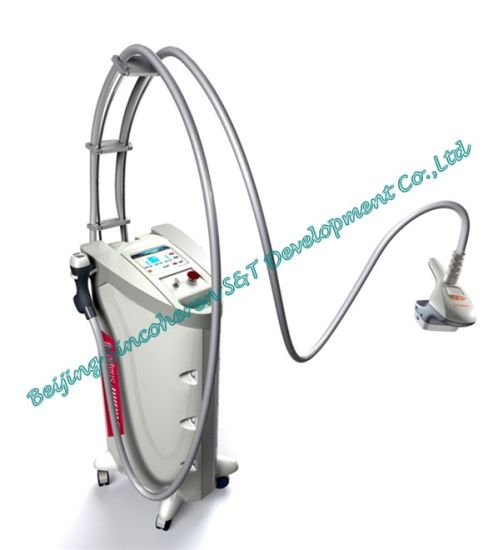Body Contour Device Sincoheren Kuma Body Shaping (RF+Vacuum+infrared+massage roller) pictures & photos