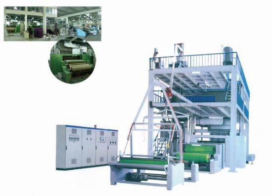 PP Nonwoven Fabric Extrusion Line for Nonwoven Fabric (YF-S3200) pictures & photos