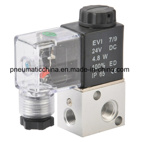 2V Series Two-Position Two-Way Solenoid Valve pictures & photos