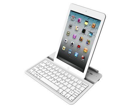 Aluminum Wireless Bluetooth Keyboard for iPad Mini pictures & photos