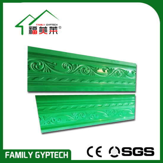Cornice Moulding for Artistic Gypsum Decoration Cornice Making pictures & photos