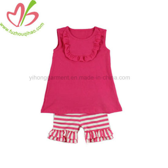 Baby Girl Tank Top+Short Bottoms Outfits