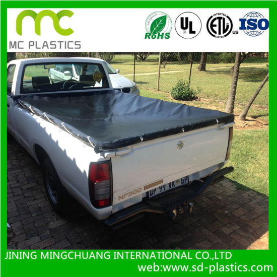 Waterproof PVC Tarpaulin Roll for Truck Bed Cover