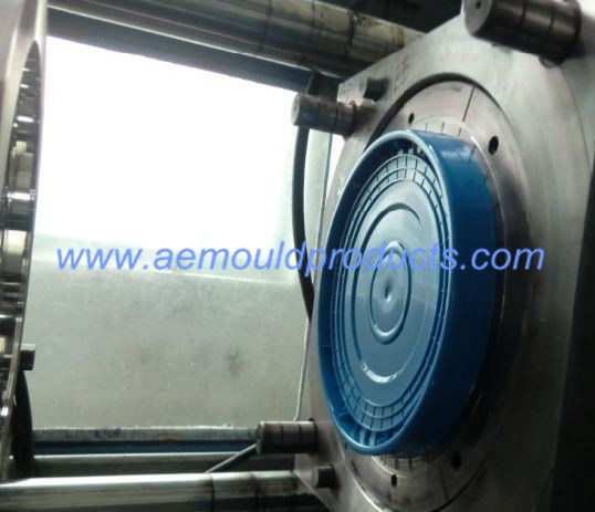Plastic Mould for Plastic Barrel Keg Bucket Mould pictures & photos
