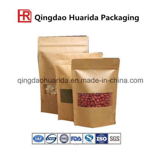 Promotional Side Gusset Back Seal Packaging Bag for Coffee pictures & photos