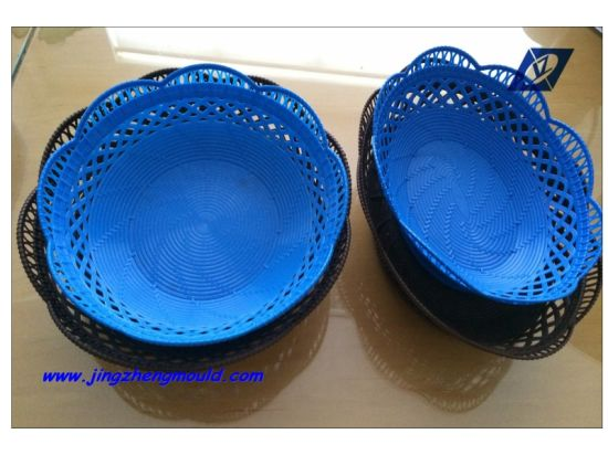 Plastic Commodity Fruit Plate Mould
