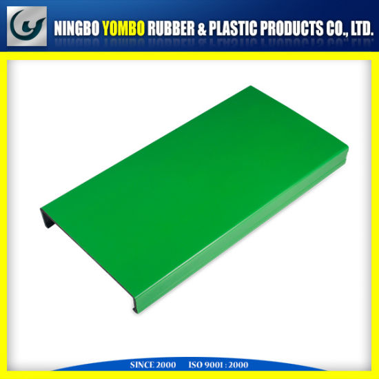 Plastic Extrusion Manufaturer PVC/ABS/PC Extruded Profiles