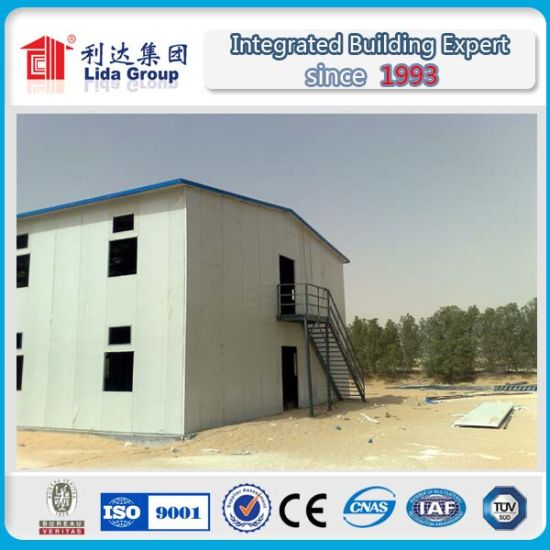 Prefabricated House-5 Light Steel Structure pictures & photos