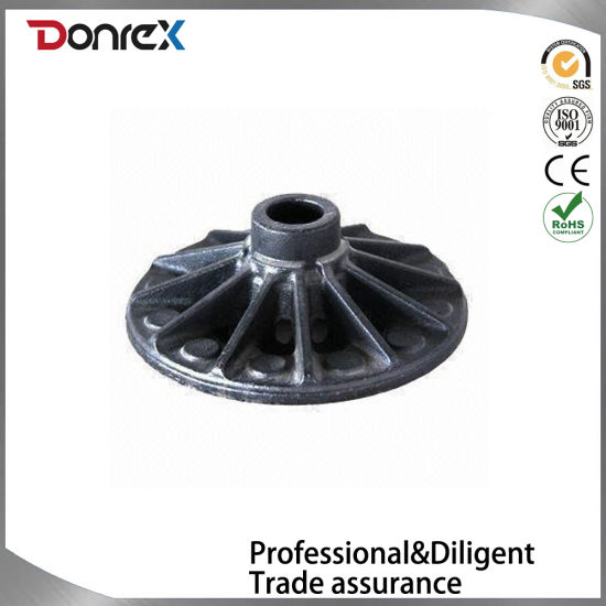 Front Wheel Hub of Auto Parts, Used in BPW, Daf, Comes in Gray Iron and Ductile Iron pictures & photos