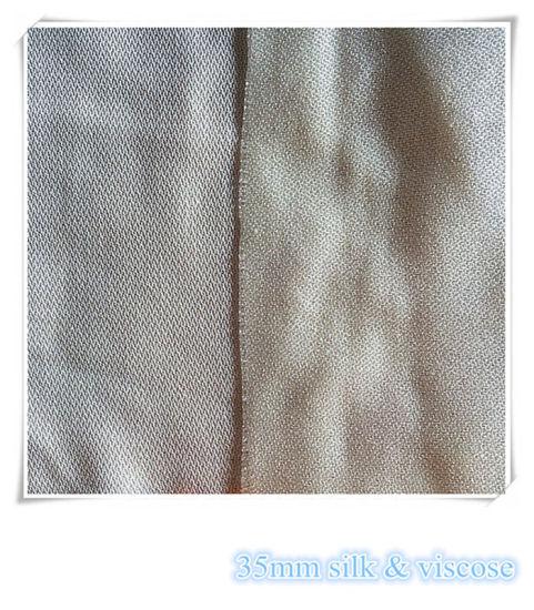 Viscose Silk Fabric for Women's Wear