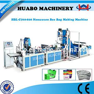 Non Woven Fabric Bag Making Machine