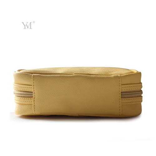 Custom Wholesale Fashion Leather Cosmetic Makeup Women Clutch Bag pictures & photos
