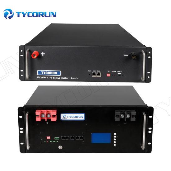 Tycorun 48V Lithium Ion Battery 5kwh 7kwh 10kwh 48V 50ah 100ah 150ah 200ah LiFePO4 Batteries 48V Solar System Lithium Battery