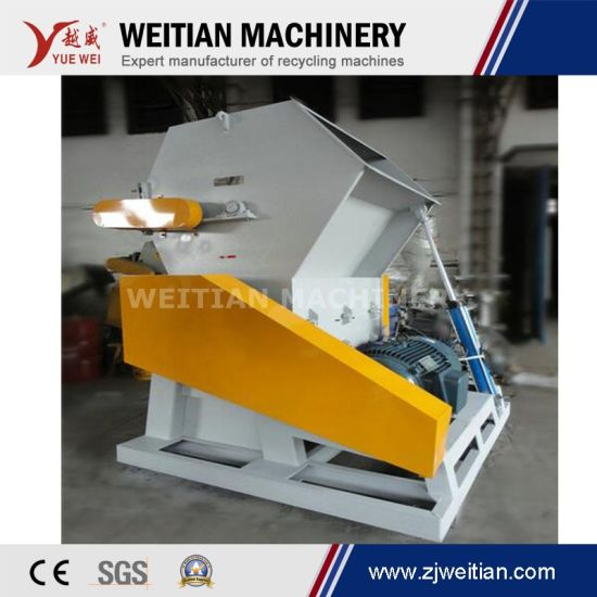 Plastic Pet Bottle Crusher with Force Press Device