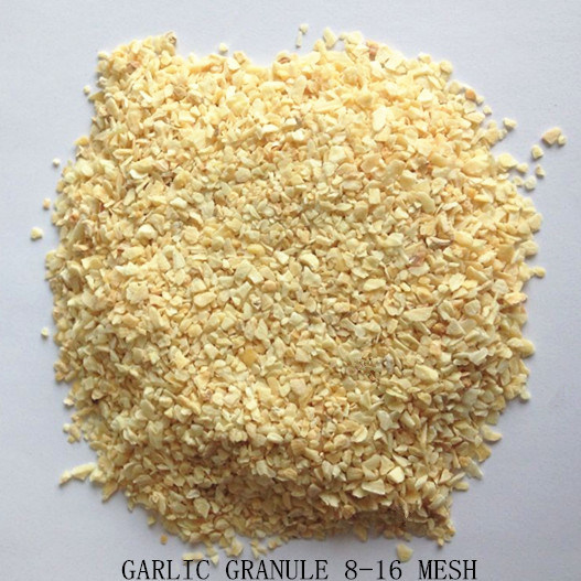 Dehydrated Garlic Granule Grade a From Factory pictures & photos