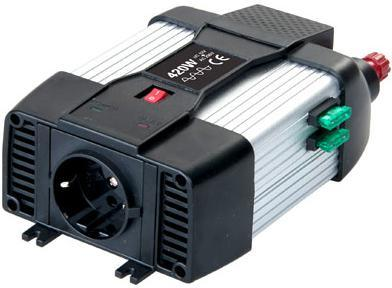 400W DC12V/24V AC220V/230V Pure Sine Wave Power Inverter pictures & photos