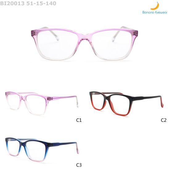 Fashionable Stylish Square Injection Full Rim Eyewear Frames