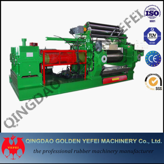 Xk-550 Open Type Mixing Mills of Two Roll Mill by Ce pictures & photos