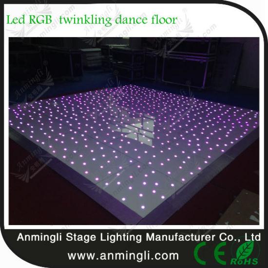 China Rgb Led Acrylic Star Light Dance