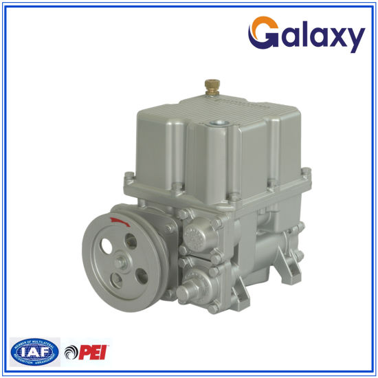 Vane Gear Pump for Oil Station with Fuel Dispenser A/C