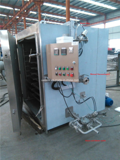 Industrial Mango Vacuum Dryer for Manufacture pictures & photos